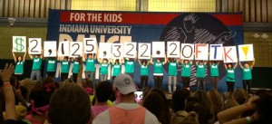 Over $2 million raised for Riley's Kids with the IU Dance Marathon