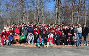 Adam with the Sig Ep EDGE National Retreat
