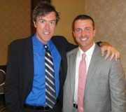 Adam Ritz with Chris Herren