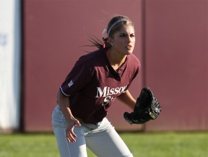 Ali Trickey, Missouri State University Softball