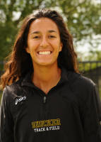 Jac Abrahamian from Wichita State University Track and Field