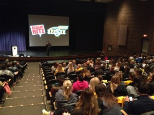 The Adam Ritz Show at Wichita State University