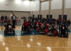USQRA National Championship Wheelchair Rugby