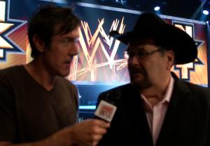 WWE legend Jim Ross on The Adam Ritz Show