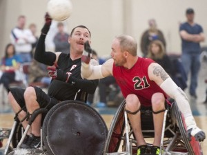 Wheelchair Rugby National Championships