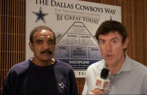 Dallas Cowboys legend Calvin Hill