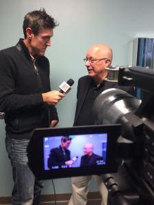 Dave Westol on air with Adam Ritz