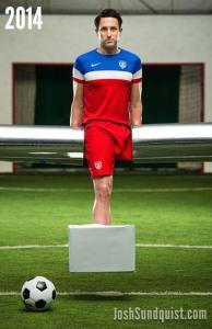 Josh Sundquist, Foosball Player