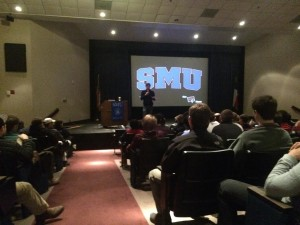 The Adam Ritz Show at SMU in Dallas TX