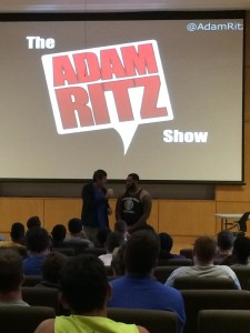 Julian Turner on The Adam Ritz Show